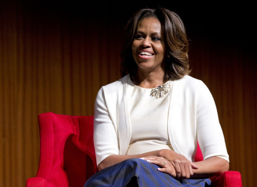 Former First Lady Michelle Obama will launch an exclusive podcast on Spotify discussing relationships that shape our lives.