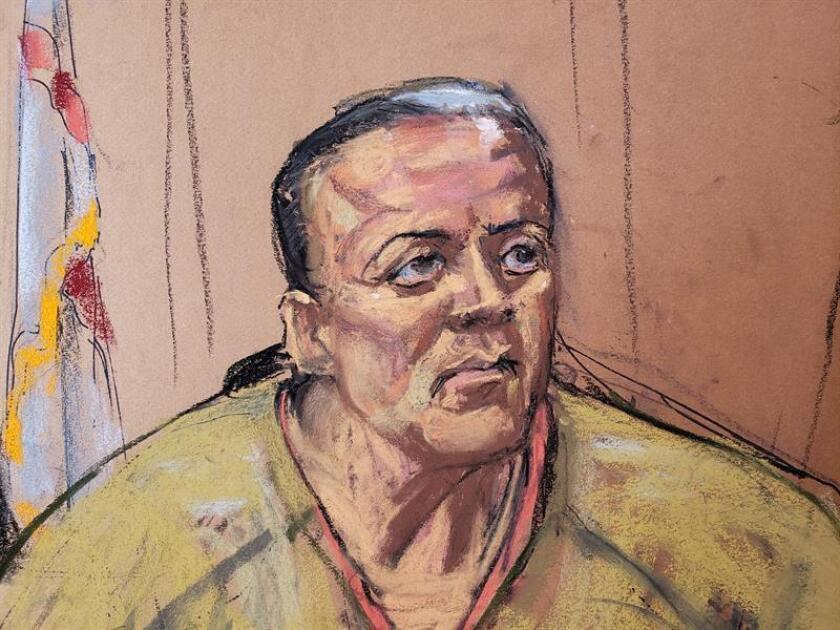 Un jurado imputa 30 cargos a Cesar Sayoc, acusado de enviar 16 paquetes bomba