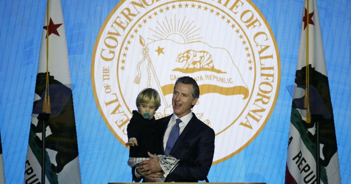 Commentary: Why Newsom must make child care affordable for Californians