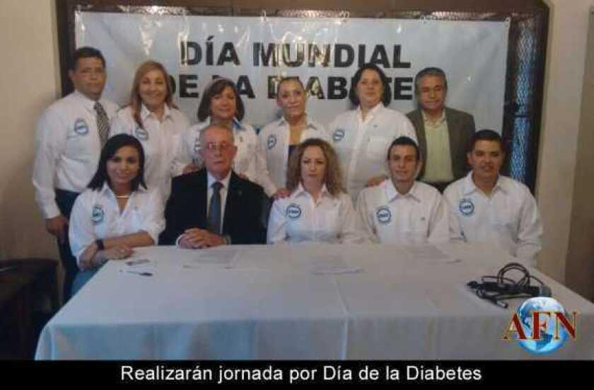 Realizarán jornada por Día de la Diabetes