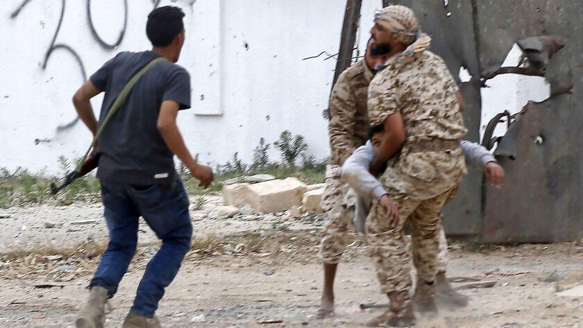 LIBYA-CONFLICT-FIGHTING