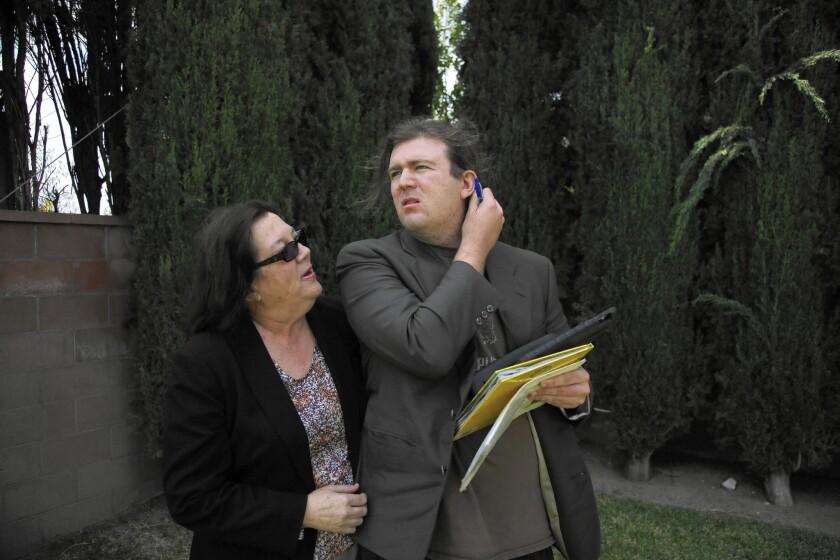 Teresa Thompson, Stephen Lopate