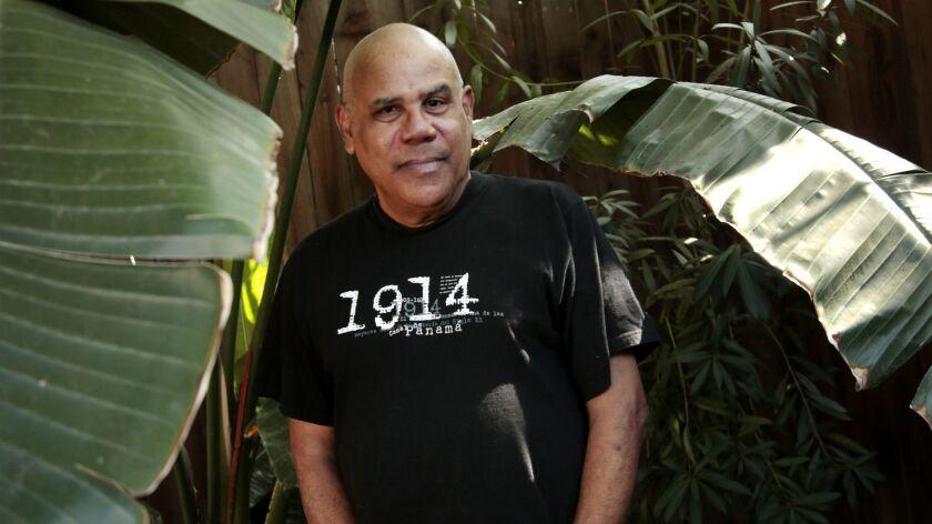 LOS ANGELES, CA-NOVEMBER 8, 2018: Panamanian film maker Carlos Carrasco is photographed at his home