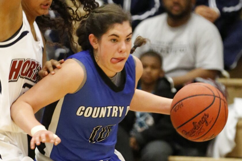 La Jolla Country Day's Kelsey Plum has accepted a scholarship to the University of Washington.
