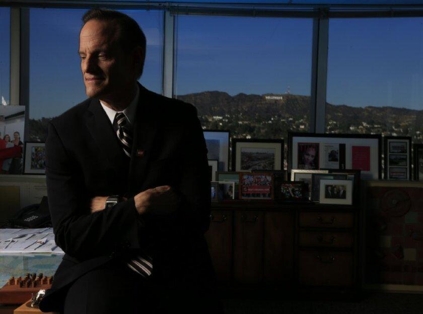 AIDS Healthcare Foundation President Michael Weinstein