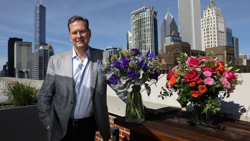 Flower and gift delivery service FTD announced July 19, 2018, that CEO John Walden is stepping down as the century-old company begins restructuring and reviewing strategic alternatives, including a possible sale or merger.