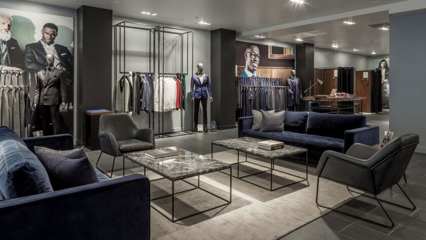 Indochino Vancouver-based custom menswear retailer Indochino opens its 34th store, and its first in