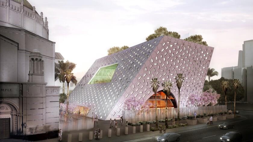 Audry Irmas Pavilion at Wilshire Boulevard Temple