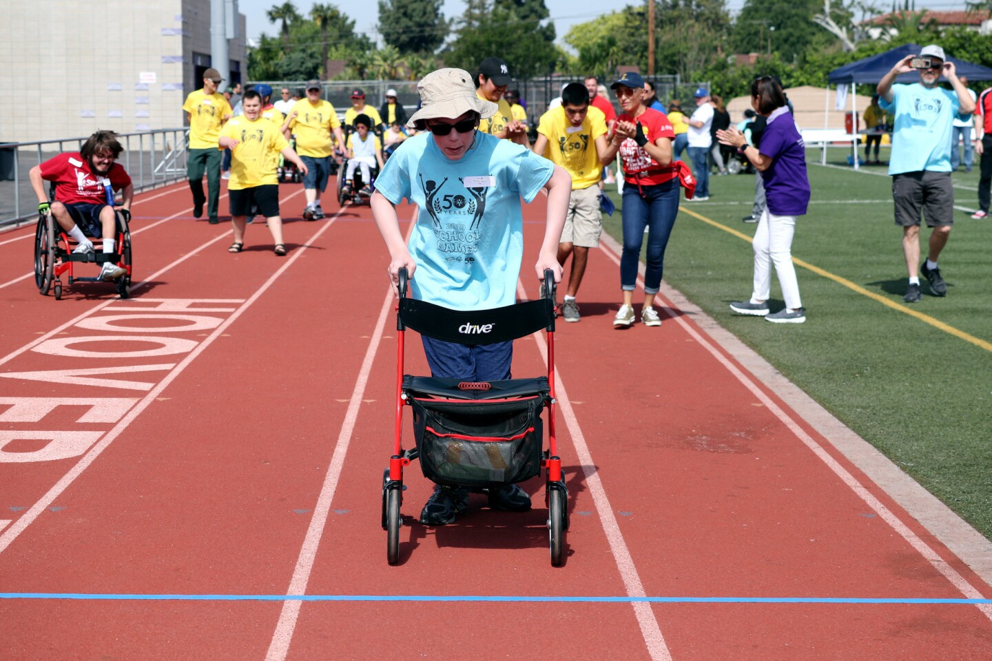 Photo Gallery: Glendale Unified Special Olympics