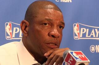 Doc Rivers discusses Clippers' Game 5 loss to the Blazers