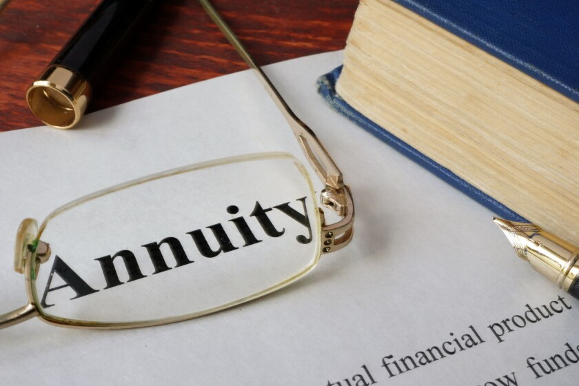 Annuities can provide a valuable income stream in retirement.