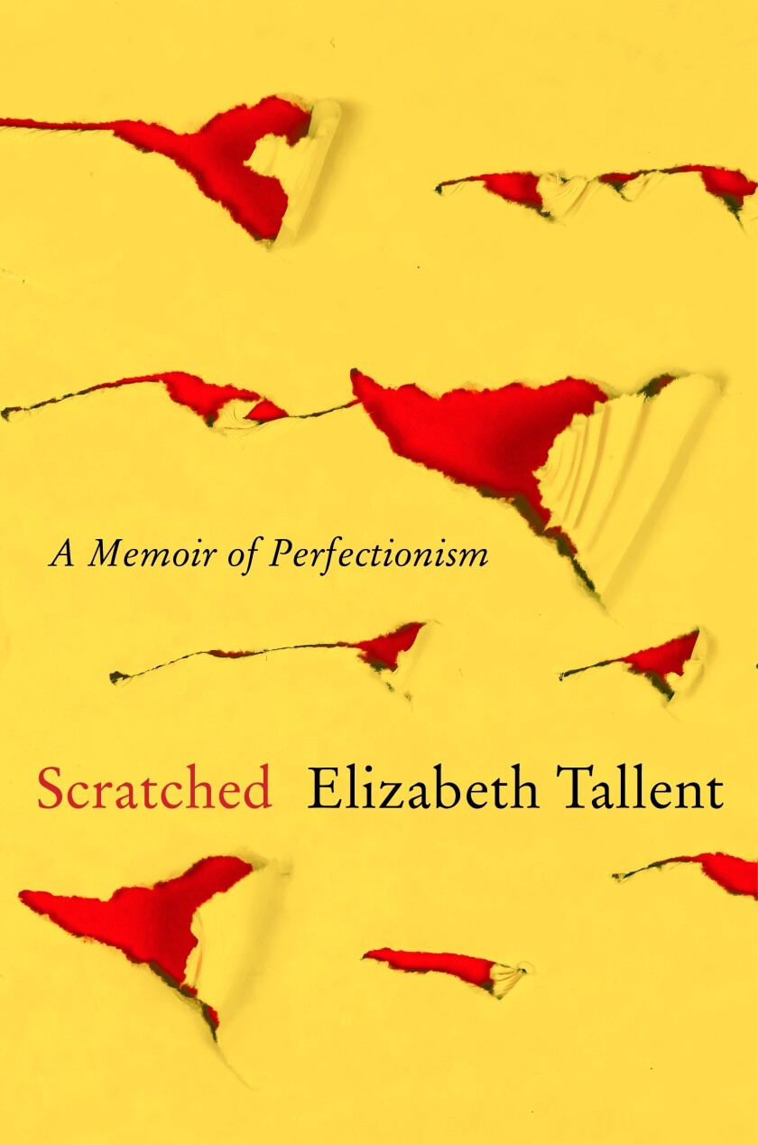 Book Review - Scratched