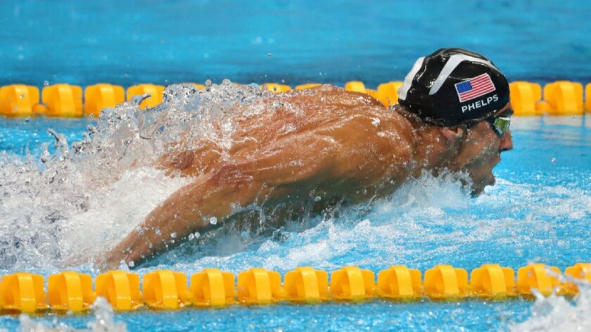 Michael Phelps' final race ends in gold in Rio de Janeiro