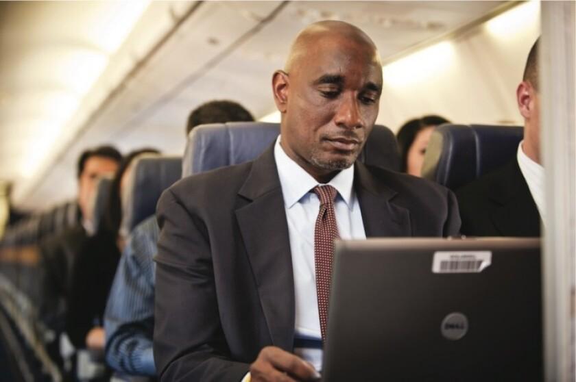 Wi-Fi on planes