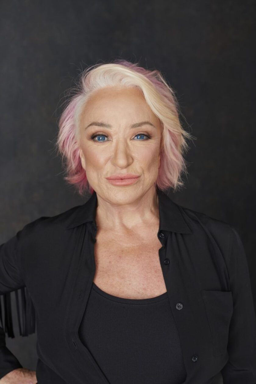 Tanya Tucker is the only country singer to receive a Grammy nomination in a major category this year.