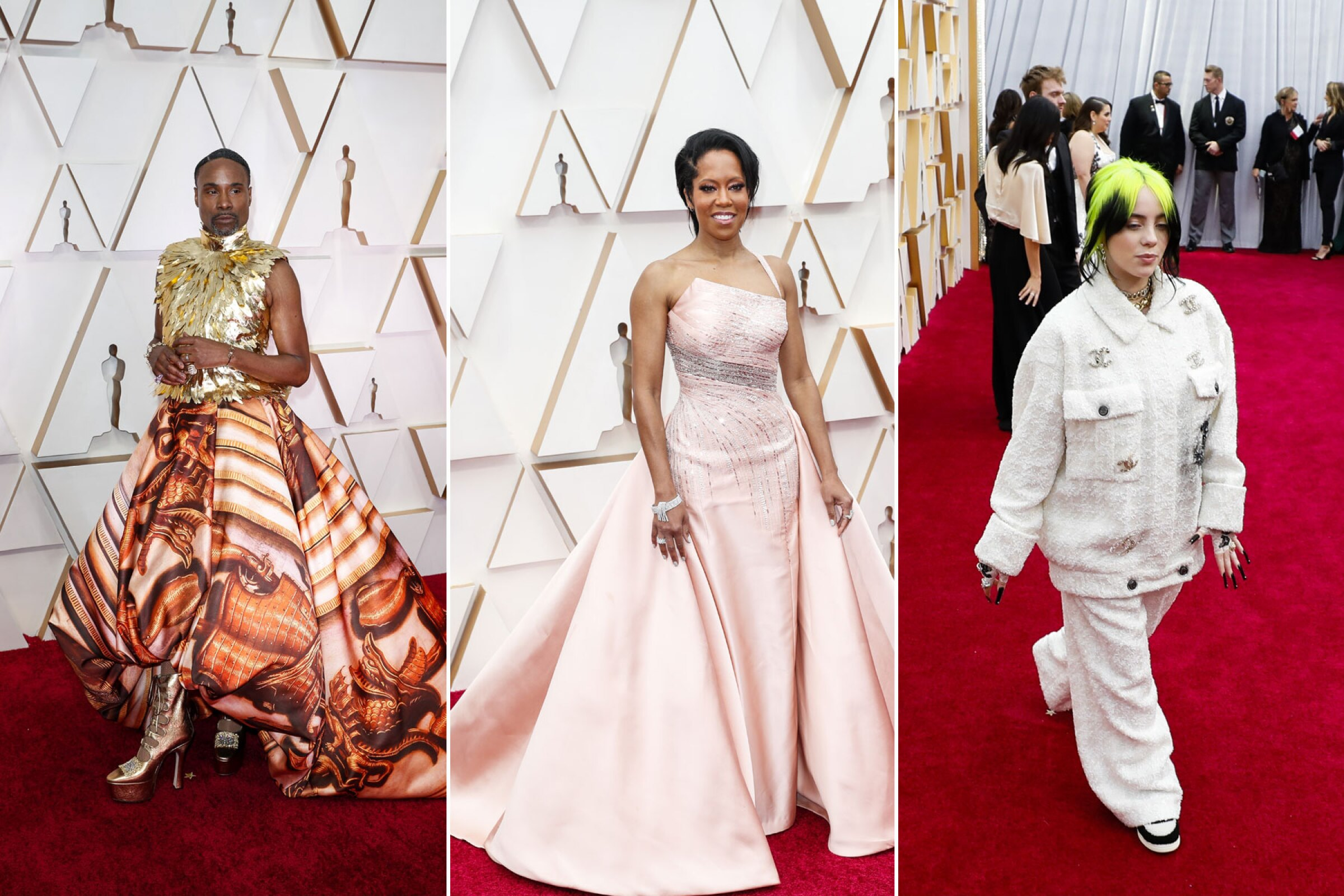 Oscars 2020 Best And Worst Dressed Los Angeles Times