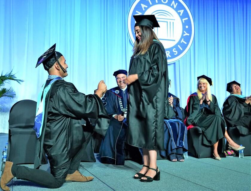 NU Graduation 2019 Abraham Ibarra and Jaqueline Lagunas .jpg