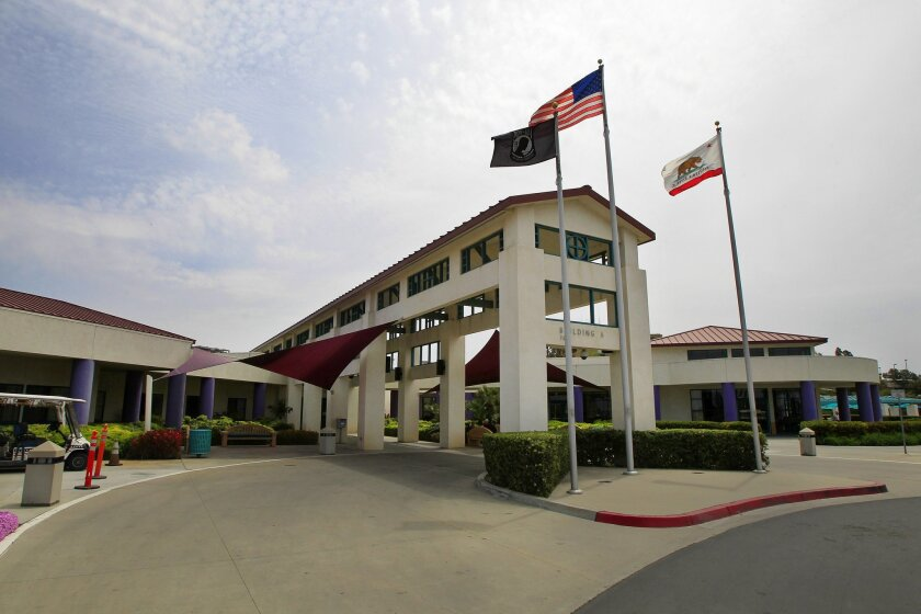 This is the Veterans Home of California, Chula Vista.