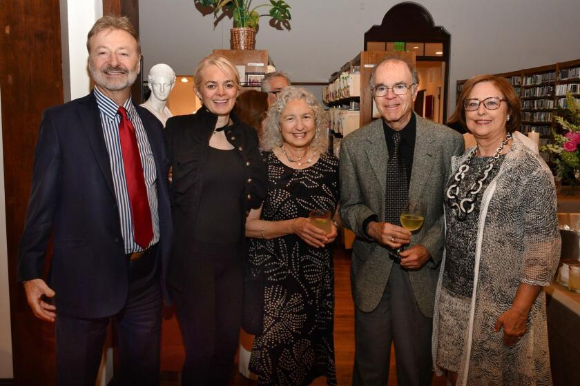 Eugene Iredale, Nellie High, June and Dan Allen, Renée Comeau
