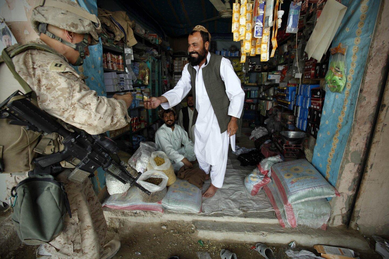 Marjah: Wresting it from the Taliban
