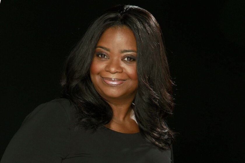 "Octavia Spencer, supporting actress contender for ""Hidden Figures."""