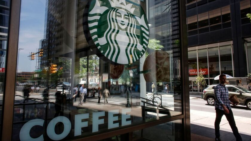 In a ruling connected to a class-action suit against Starbucks, the California Supreme Court said employers must compensate workers for the minutes they spend on small tasks before clocking in and after clocking out.