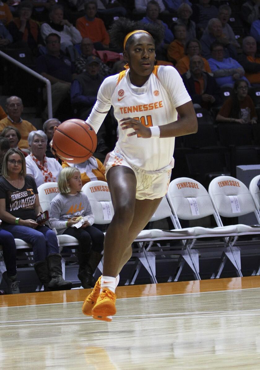 Cent Arkansas Tennessee Basketball