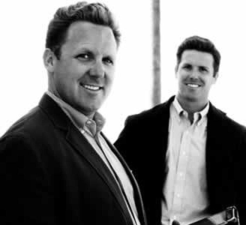From left: Scott B. Murfey and Russell C. Murfey