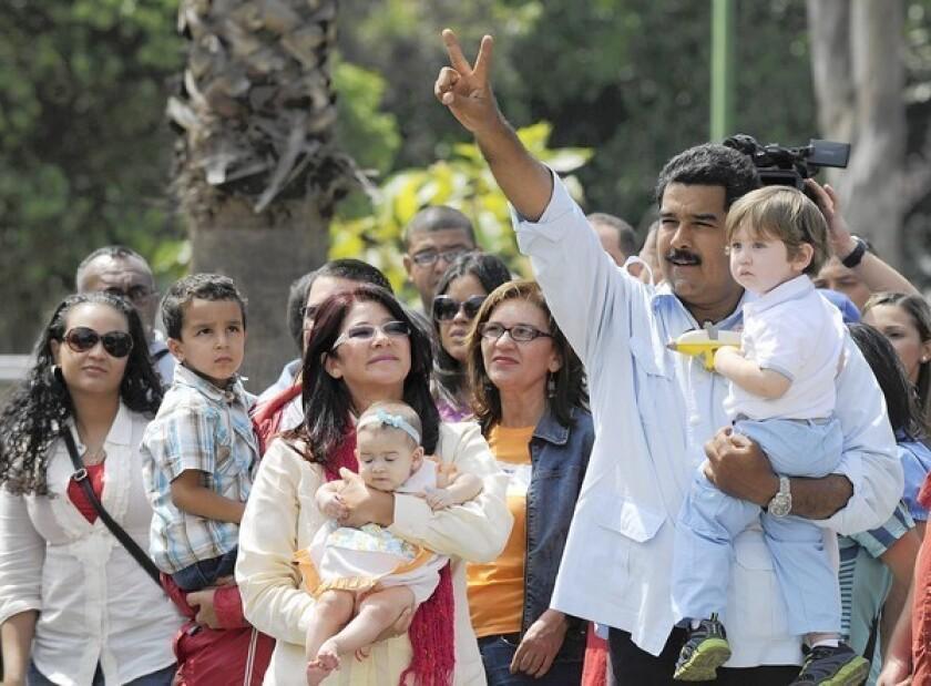 Tight election in Venezuela complicates Nicolas Maduro's plans