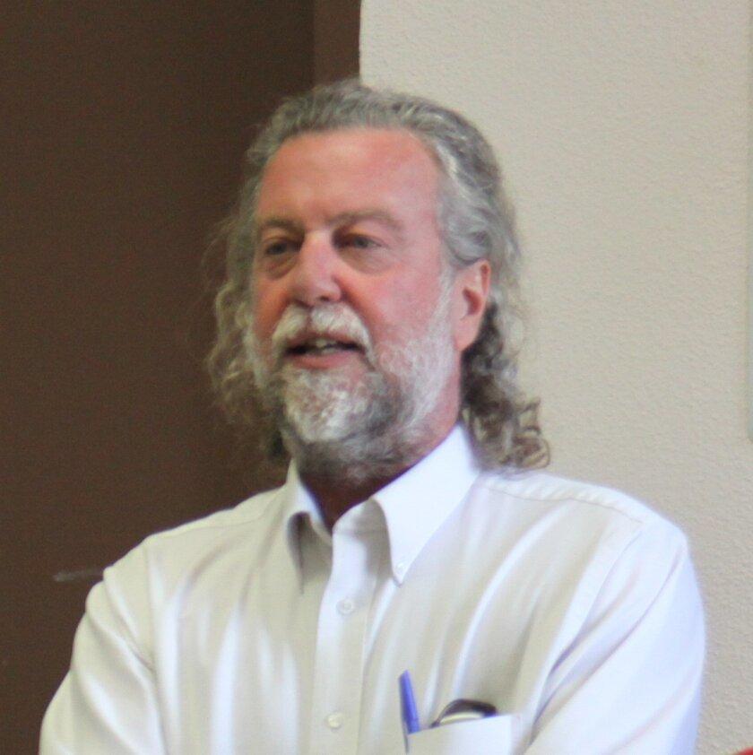 Chris Zirkle, deputy director of the city Department of Park & Rec Open Space division