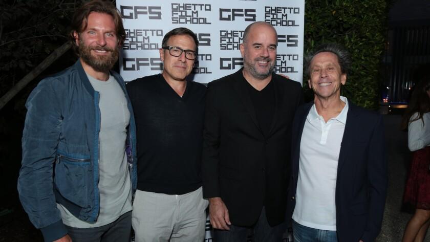 Bradley Cooper, David O. Russell, Joe Hall, Brian Grazer