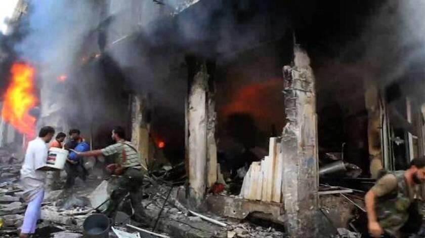 Syria rebels in Aleppo dig in their heels