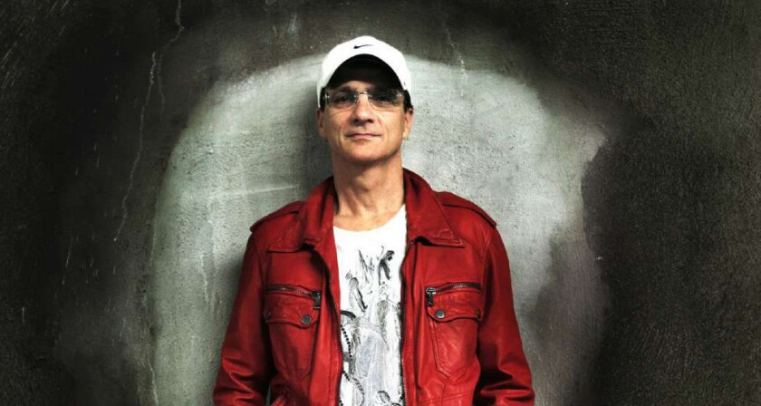 Interscope's Jimmy Iovine, shown in 2006, has spent $60 million on a compound in Malibu.