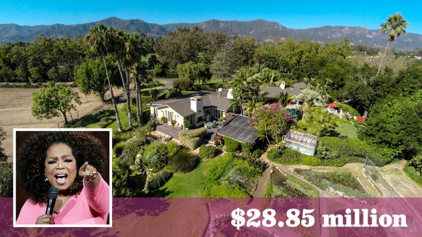 Hot Property | Oprah Winfrey