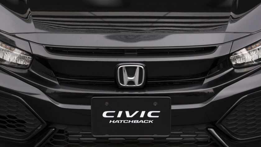 Honda Motor Co. had the best mileage and carbon dioxide emissions performance in model year 2017 with a 29.4 mpg fleet-average.