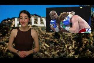 Mayweather vs. Pacquiao: Celebrities reveal their picks