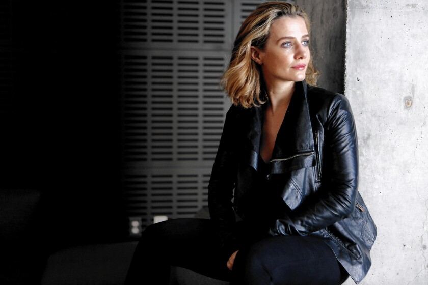 Irish actress Lisa Dwan to perform Beckett's dark, tortured 'Not I' for last time at the Broad Stage