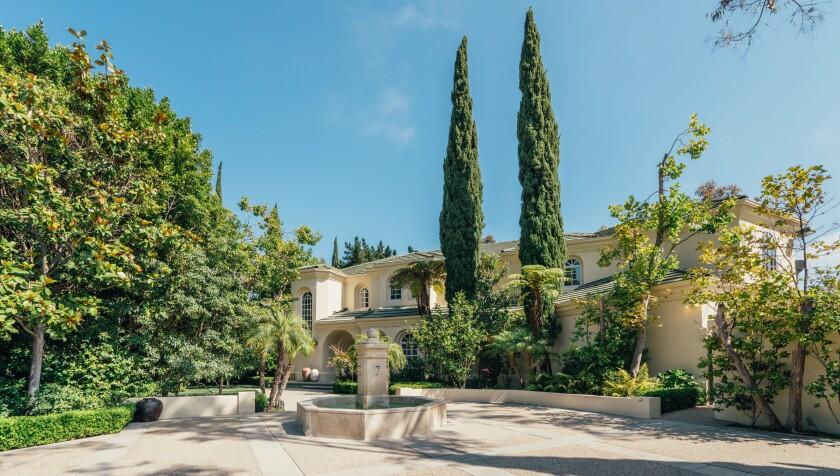 Steven Chasman's mansion