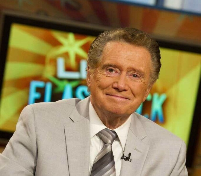 Regis Philbin headed to Fox Sports? More originals for TBS and TNT.