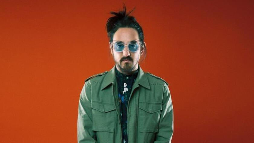 DJ and entrepreneur Steve Aoki started his record label Dim Mak 20 years ago while in college, and the brand continues to churn out music. A commemorative vinyl package is planned. (Courtesy photo)