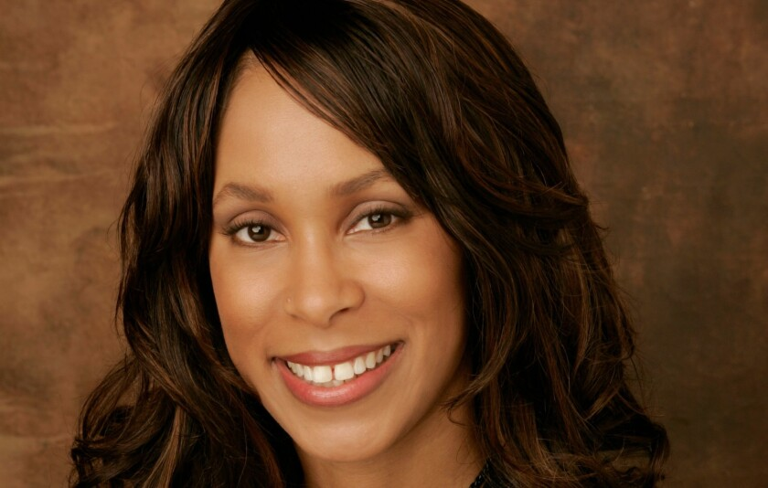 Channing Dungey on Wednesday was named president of ABC's entertainment group.