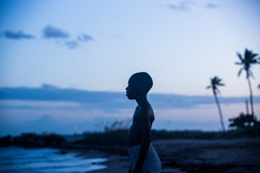 A still from the movie 'Moonlight.'