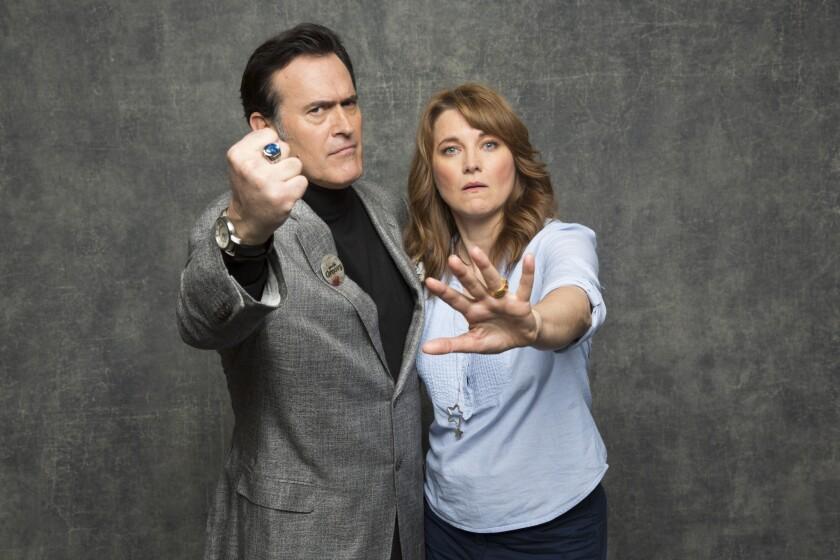 'Ash vs Evil Dead' already picked up for second season