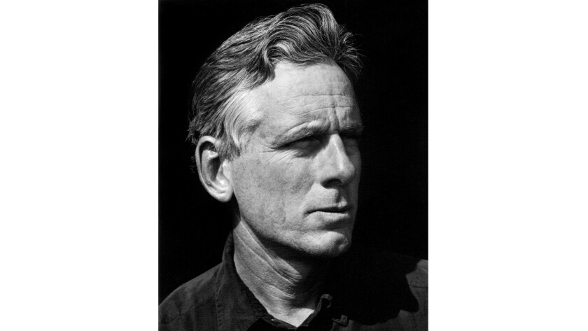 Thomas McGuane, this year's winner of the Kirsch Award at the L.A. Times book prizes