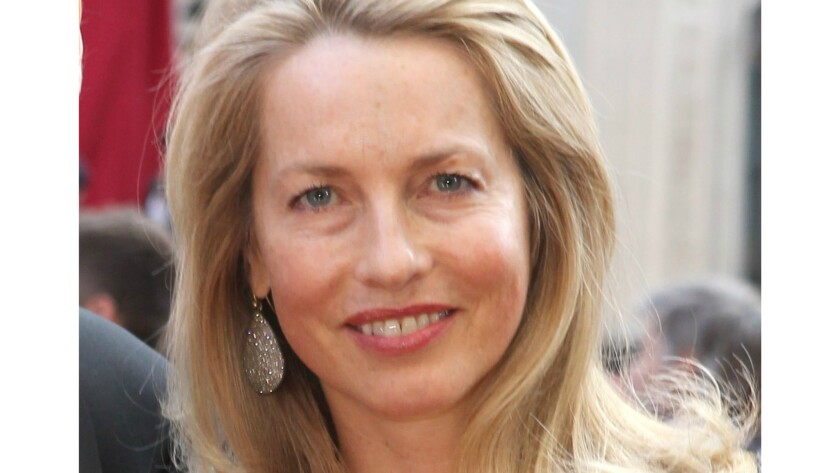 Laurene Powell Jobs is expanding her role in education philanthropy in Los Angeles through the nonprofit College Track. Anothergroup she heads, Emerson Collective, has takensides in the polarizing debate over how best to improve schools.
