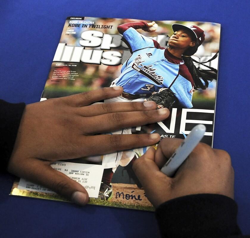 Sports Illustrated-Layoffs