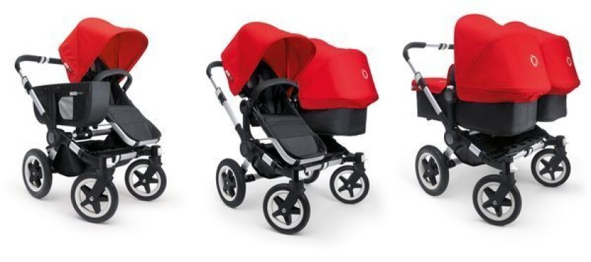 Bugaboo is recalling more than 50,000 of its pricey strollers, including the convertible Donkey model.