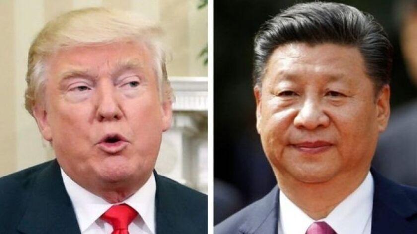 """El presidente de Estados Unidos, Donald Trump, acordó honrar la política de una""""Una Sola China"""" en una llamada telefónica con el presidente de China, Xi Jinping, según informó la Casa Blanca."""