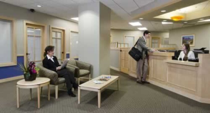 Intelligent Office is located at 4275 Executive Square, Suite 200.