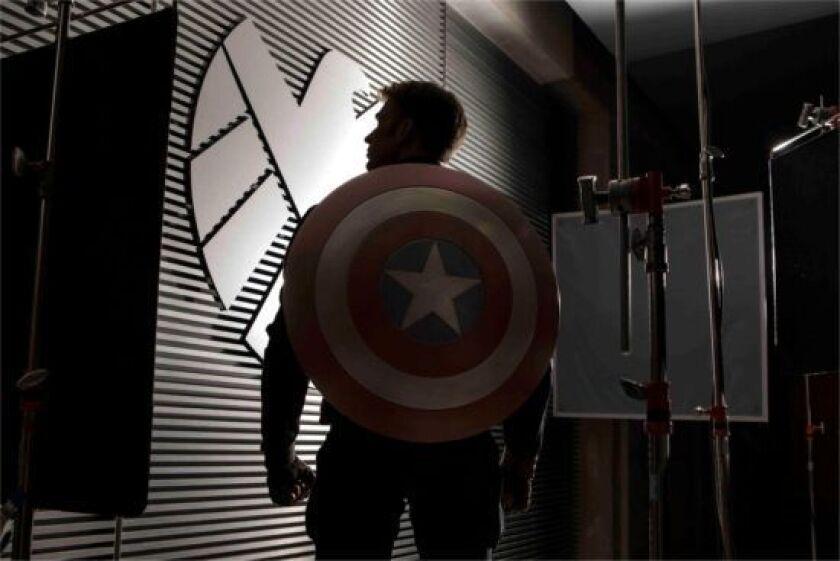 'Captain America: Winter Soldier'